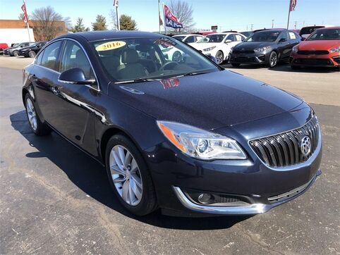 2016_Buick_Regal_PREMIUM II_ Evansville IN