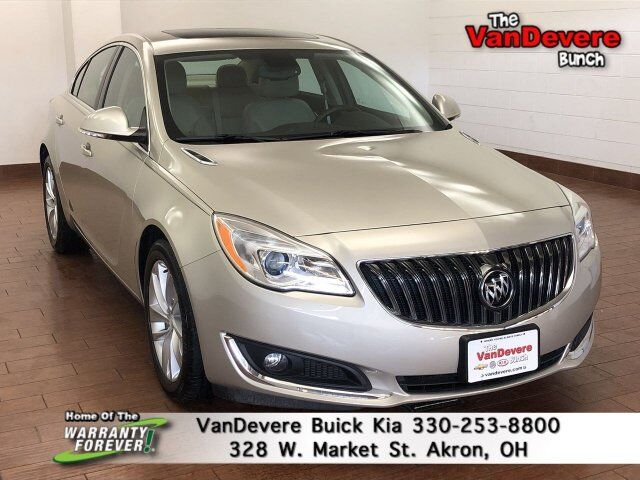 2016 Buick Regal Turbo Akron OH