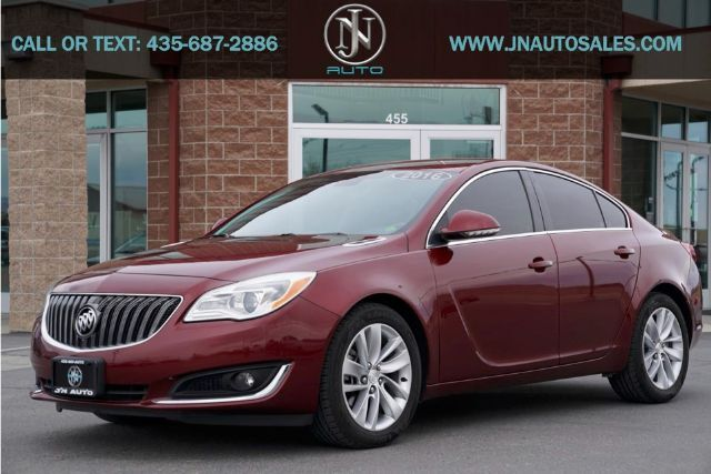 2016 Buick Regal Turbo FWD Huntington UT