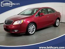 2016_Buick_Verano_4dr Sdn Leather Group_ Cary NC