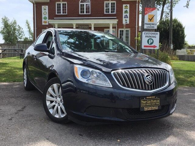 2016 Buick Verano Leather-Bluetooth $16,500 London ON