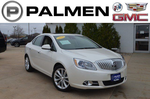 2016 Buick Verano Leather Group Kenosha WI