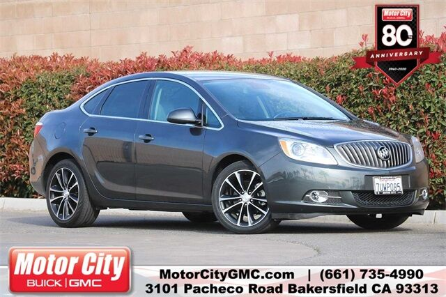 2016 Buick Verano Sport Touring Group Bakersfield CA