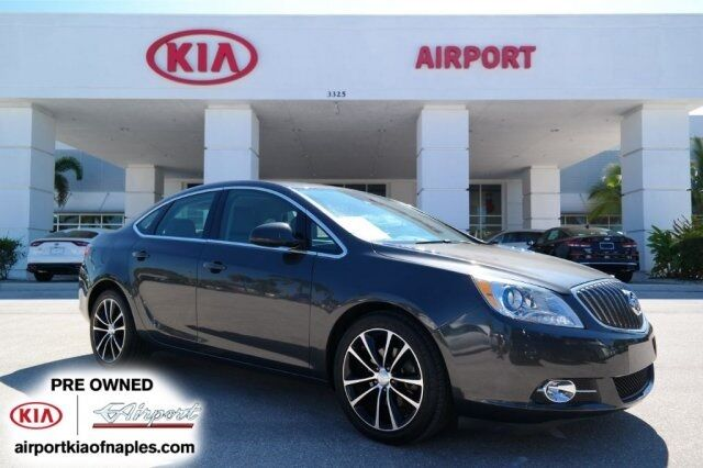 2016 Buick Verano Sport Touring Group Naples FL
