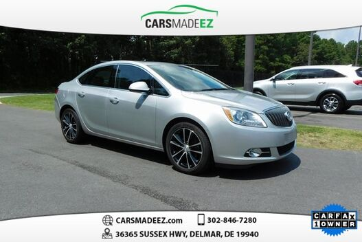 2016_Buick_Verano_Sport Touring Group_ Salisbury MD
