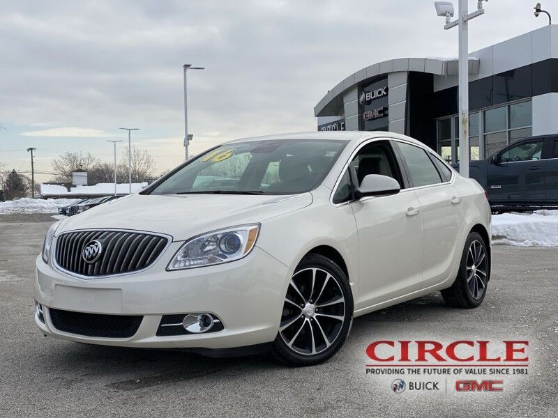 2016 Buick Verano Sport Touring Highland IN