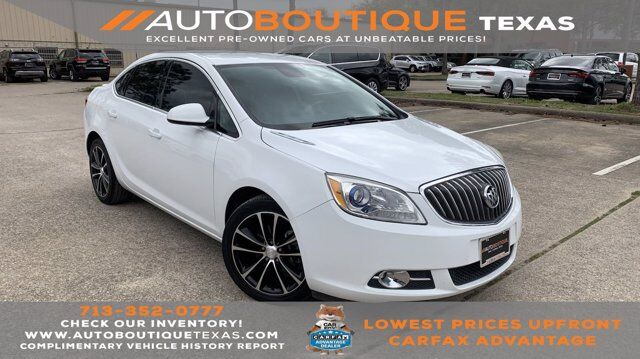 2016 Buick Verano Sport Touring Houston TX