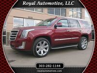 CADILLAC ESCALADE Premium Collection 2016