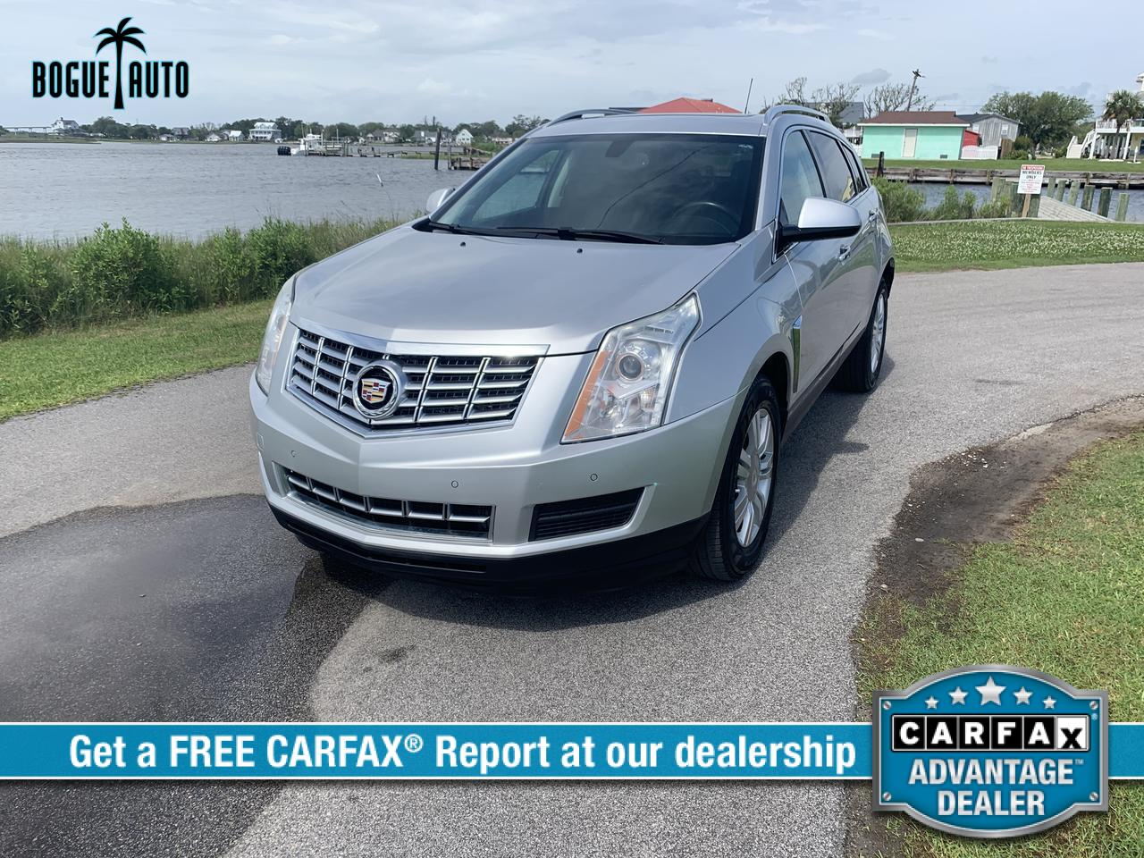 2016 CADILLAC SRX Luxury Collection Newport NC