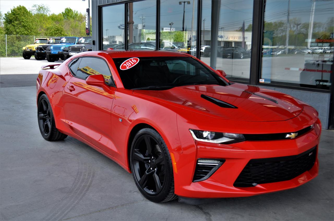 2016 CHEVROLET CAMARO SS Knoxville TN