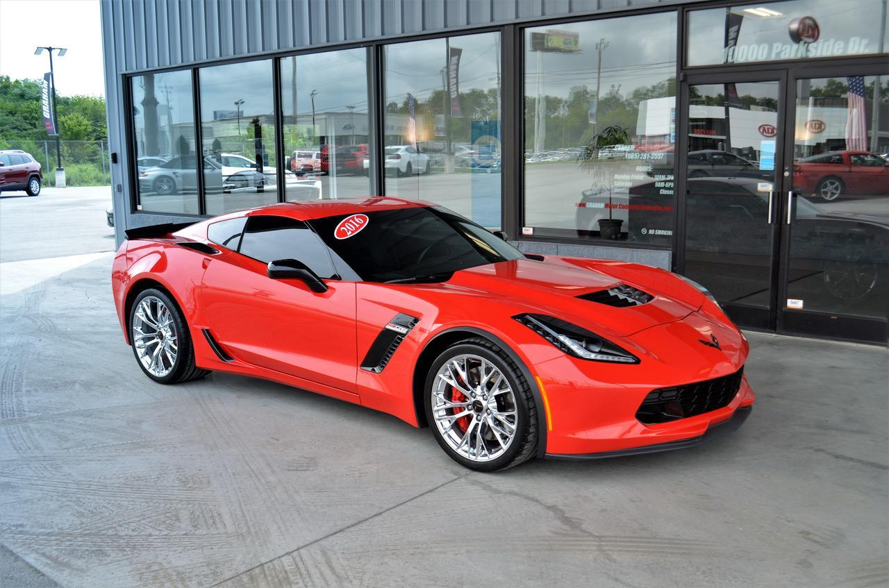 2016 CHEVROLET CORVETTE Z06 1LZ Knoxville TN