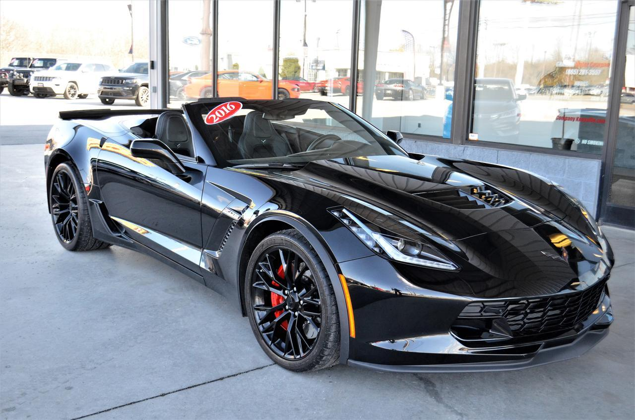 2016 CHEVROLET CORVETTE Z06 3LZ Knoxville TN
