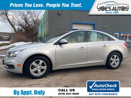 2016_CHEVROLET_CRUZE LIMITED_LT_ Toledo OH