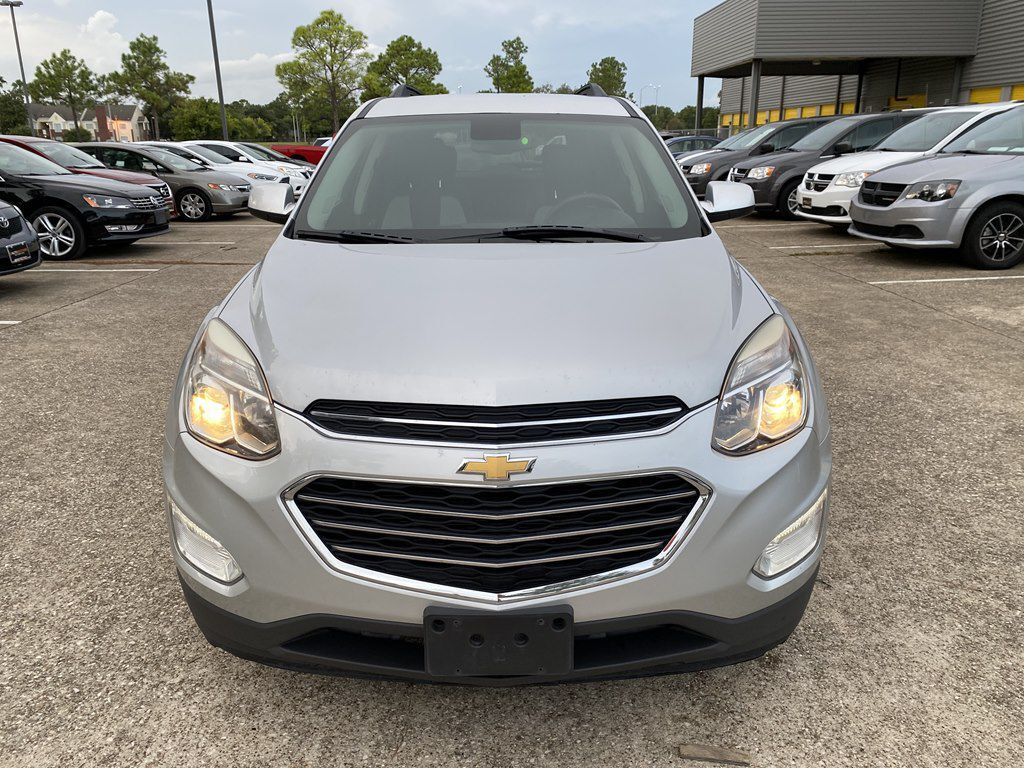 2016 CHEVROLET EQUINOX LT LT Houston TX