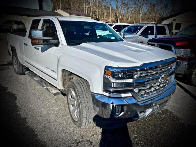 2016_CHEVROLET_SILVERADO 1500 DOUBLE CAB 4X4_LTZ_ Bridgeport WV