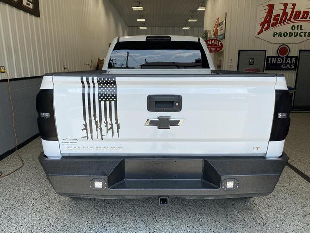 2016 CHEVROLET SILVERADO 1500 EXTENDED CAB 4X4 LT Bridgeport WV