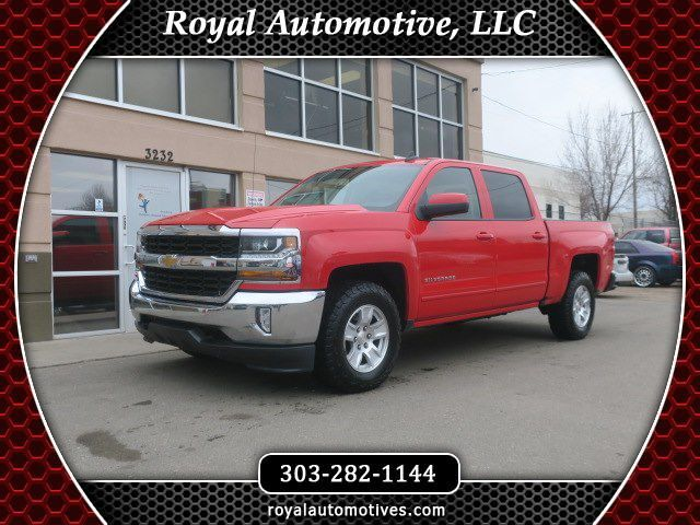 2016 CHEVROLET SILVERADO 1500 LT Englewood CO