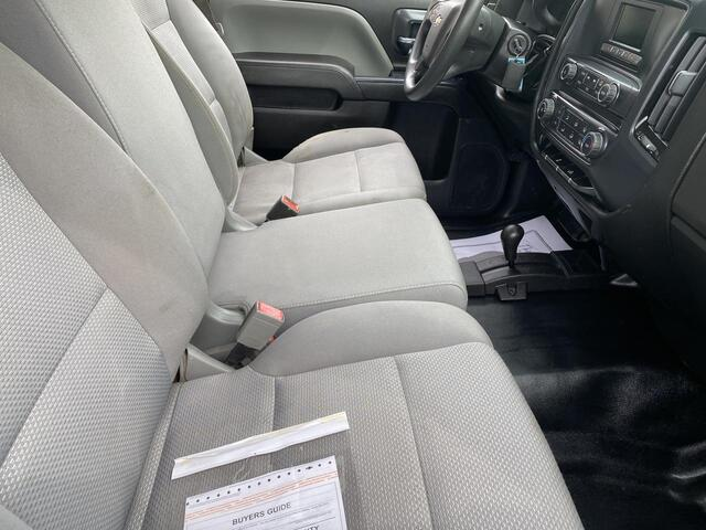 2016 CHEVROLET SILVERADO 1500 REGULAR CAB 4X4 LS Bridgeport WV