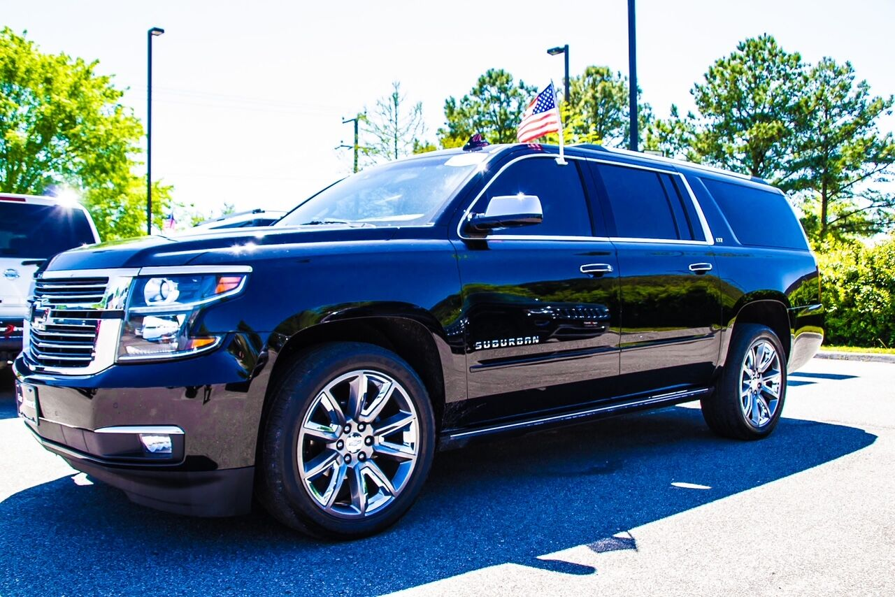 2016 CHEVROLET SUBURBAN LTZ, ONE OWNER, 3RD ROW SEATS, LEATHER, NAVIGATION, DVD, BLUETOOTH, REMOTE START, TOW PKG, LOADED! Virginia Beach VA