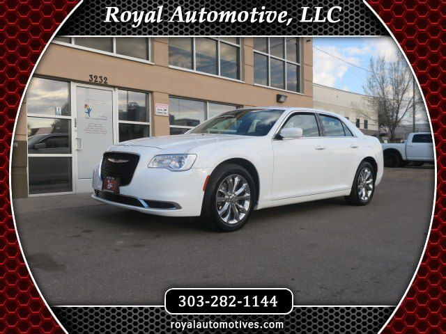 2016 CHRYSLER 300 LIMITED Englewood CO