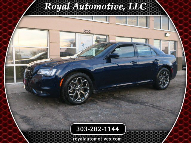 2016 CHRYSLER 300 S Englewood CO