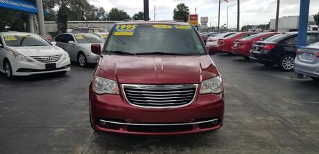 2016 CHRYSLER TOWN  COUNTRY  Ocala FL