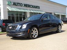 2016_Cadillac_ATS_2.0L Luxury AWD LEATHER, SUNROOF, BACKUP CAMERA, NAVIGATION, HTD FRONT STS, BLUETOOTH, KEYLESS START_ Plano TX