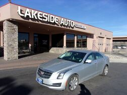 2016_Cadillac_ATS_2.0L Luxury RWD_ Colorado Springs CO