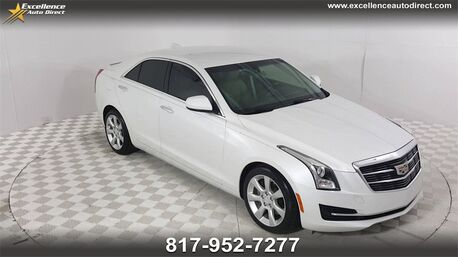 2016_Cadillac_ATS_2.0L Turbo BUCKET SEATS.BCK-CAM,HEATED SEATS,BLUETOOTH..._ Euless TX