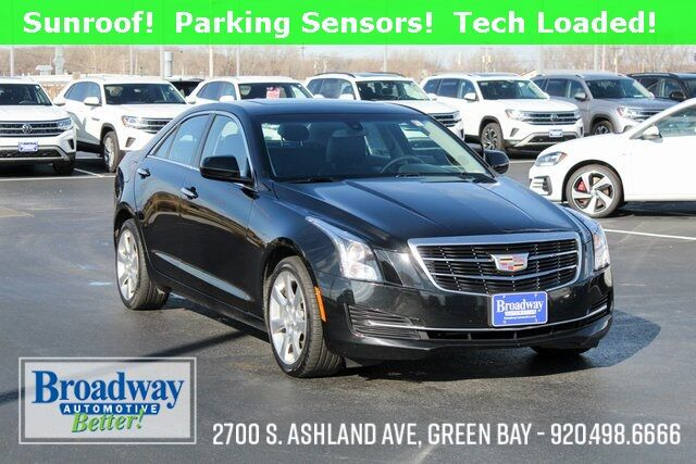 2016 Cadillac ATS 2.0L Turbo Green Bay WI