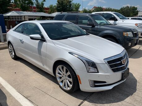 2016_Cadillac_ATS_2.0L Turbo Luxury_ Euless TX