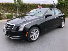 2016_Cadillac_ATS_2.0L Turbo Luxury_ Salinas CA
