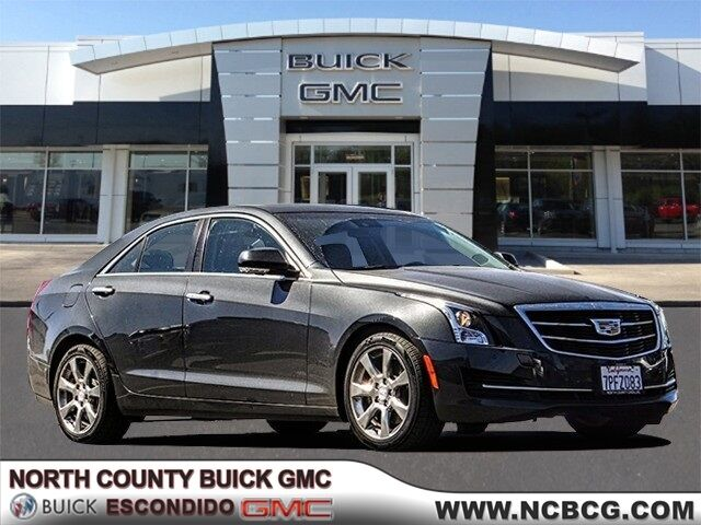 2016 Cadillac ATS 2.0L Turbo Luxury San Diego County CA