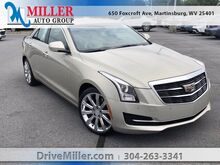 2016_Cadillac_ATS_2.0L Turbo Luxury_ Martinsburg