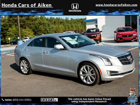 2016_Cadillac_ATS_2.0L Turbo Performance_ Aiken SC