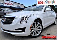 2016_Cadillac_ATS_2.5L Luxury Collection 4dr Sedan_ Saint Augustine FL