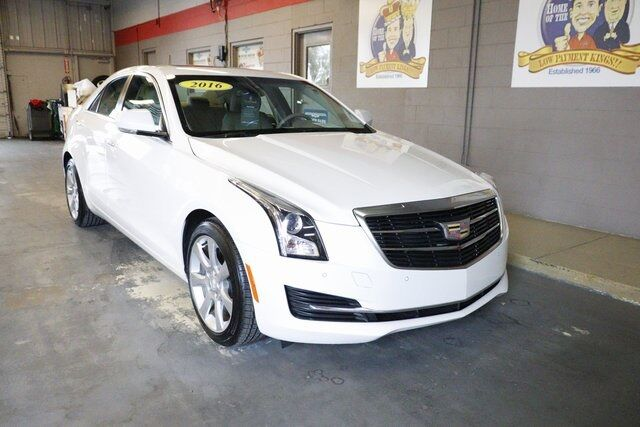 2016 Cadillac ATS 2.5L Luxury Winter Haven FL