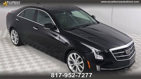2016_Cadillac_ATS_3.6L Performance /NAV/CAM/SUN/START/BOSE/CRUISE_ Euless TX