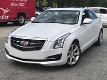 2016_Cadillac_ATS_4dr Sdn 2.0L Luxury Collection RWD_ Cary NC