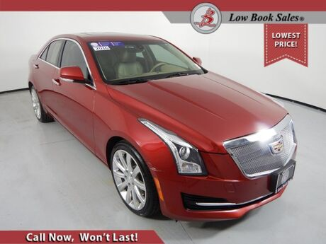 2016 Cadillac ATS AWD Luxury Collection AWD Salt Lake City UT
