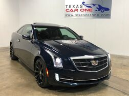 2016_Cadillac_ATS Coupe_3.6L PERFORMANCE AWD DRIVER AWARENESS PKG PERFORMANCE PKG COLD W_ Carrollton TX