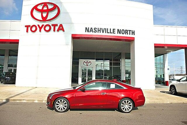 2016 Cadillac ATS Coupe Luxury Collection AWD Nashville TN