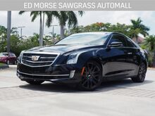 2016_Cadillac_ATS Coupe_Luxury Collection RWD_ Delray Beach FL