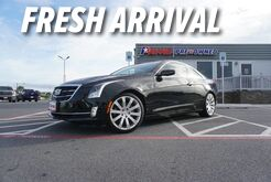 2016_Cadillac_ATS Coupe_Luxury Collection RWD_ Mission TX