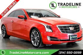 2016_Cadillac_ATS Coupe_Performance Collection RWD_ CARROLLTON TX