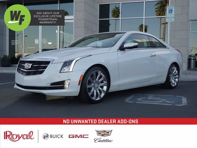 2016 Cadillac ATS Coupe Performance Collection RWD Tucson AZ
