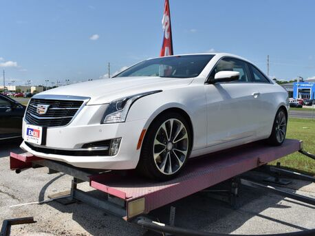 2016_Cadillac_ATS Coupe_Premium Collection RWD_ Longview TX