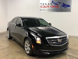 2016_Cadillac_ATS Sedan_2.0L TURBO STANDARD LEATHER HEATED SEATS BOSE SOUND KEYLESS START BLUETOOTH_ Addison TX