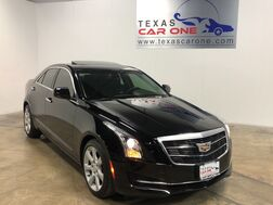 2016_Cadillac_ATS Sedan_2.0L TURBO STANDARD SUNROOF LEATHER SEATS BOSE SOUND KEYLESS START BLUETOOT_ Addison TX