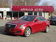 2016 Cadillac ATS Sedan Luxury Collection AWD Cumberland RI